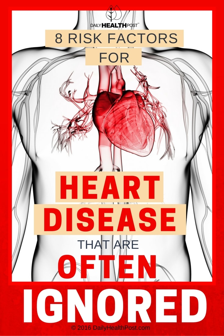 8-risk-factors-for-heart-disease-that-are-often-ignored