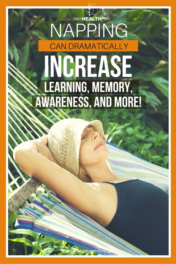 napping-can-dramatically-increase-learning-memory-awareness