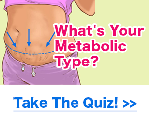 Metabolic Type Quiz Promo