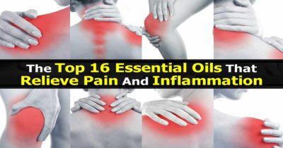 essential oils for inflammation