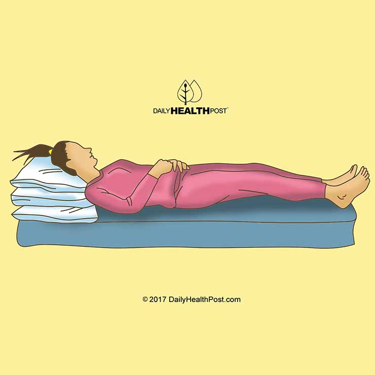 What Is The Right Position To Sleep For Different Health