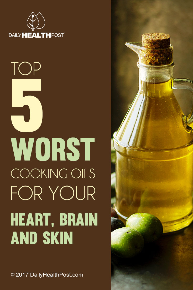 worst cooking oils