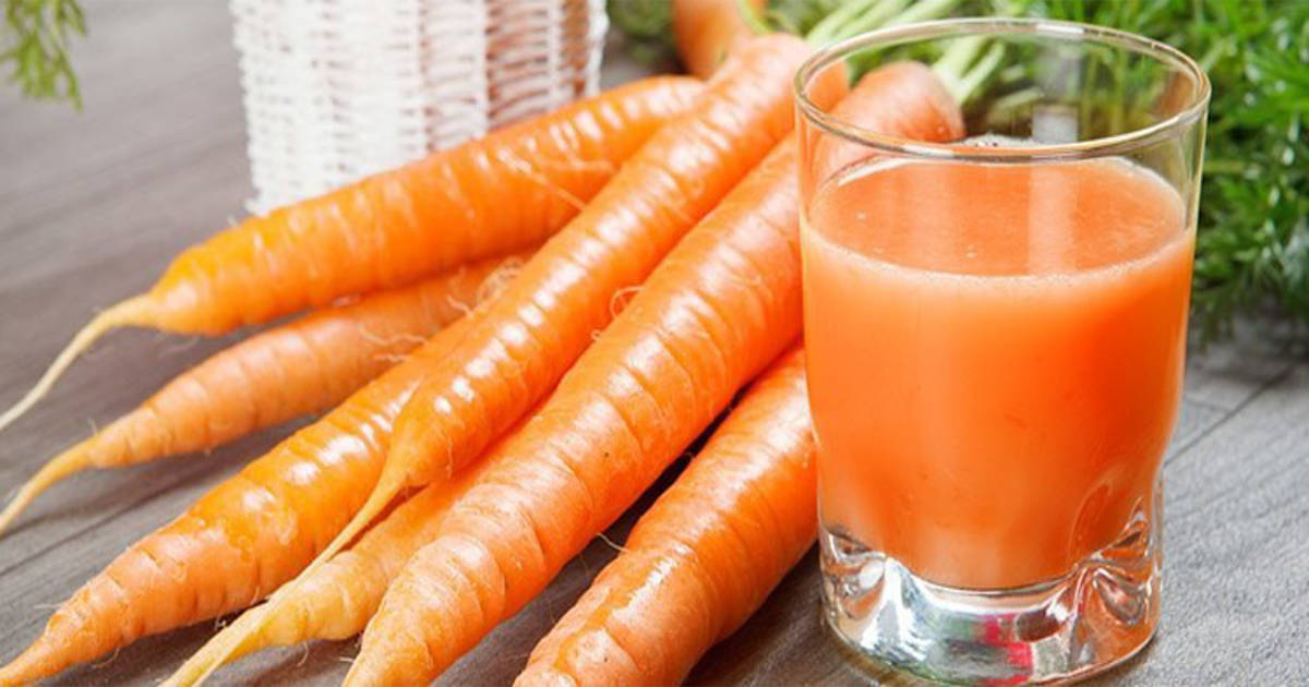 Which Juicer Extracts The Most Juice ~ Benefits of carrot juice why you should drink it daily