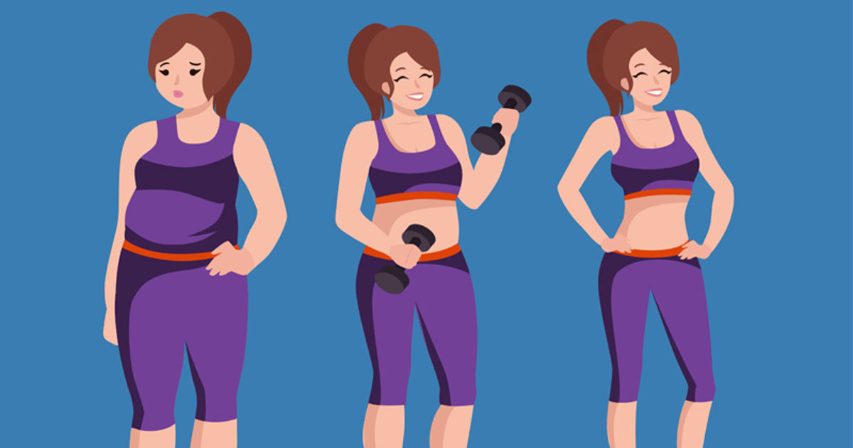 Burn Belly Fat With This 6-Minute Exercise Circuit That ...