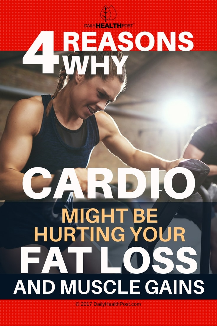 cardio and fat loss