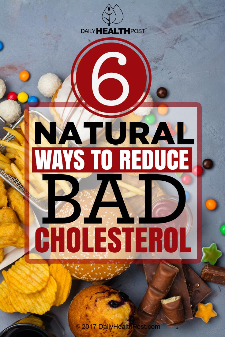 Natural Ways To Lower Cholesterol Without Statins