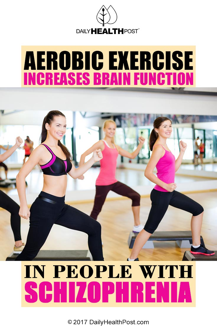 aerobic exercises increases brain function
