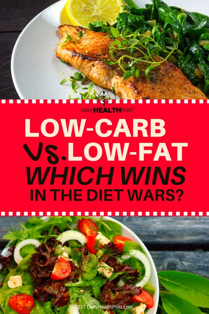 low carb vs low fat diet essay When it comes to shedding pounds, the debate has raged about whether low-carb diets are better than low-fat ones but new research finds little difference between the two.