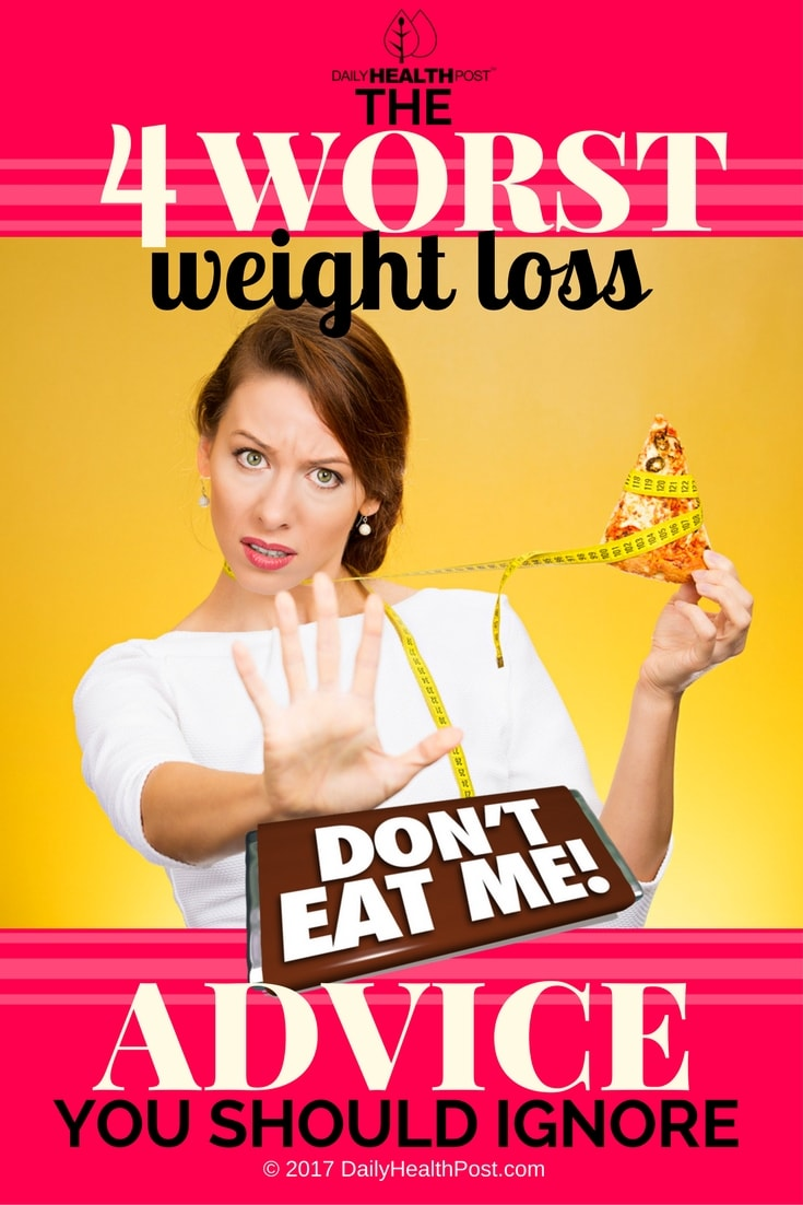 worst weight loss advice