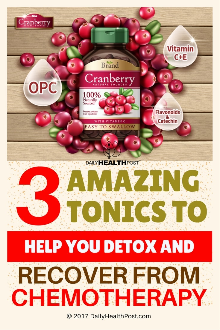 3 Amazing Tonics To Help You Detox And Recover From ...