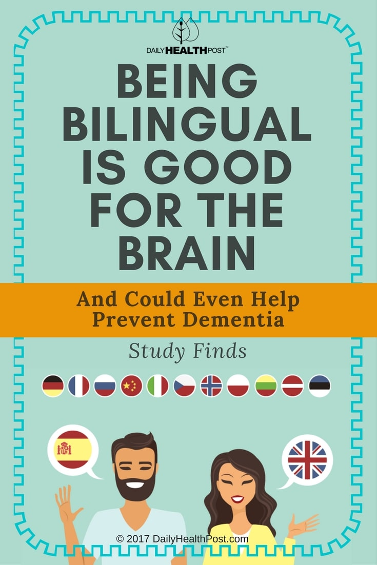 being bilingual is for the brain study finds