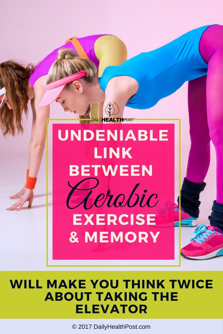 aerobic exercise and memory