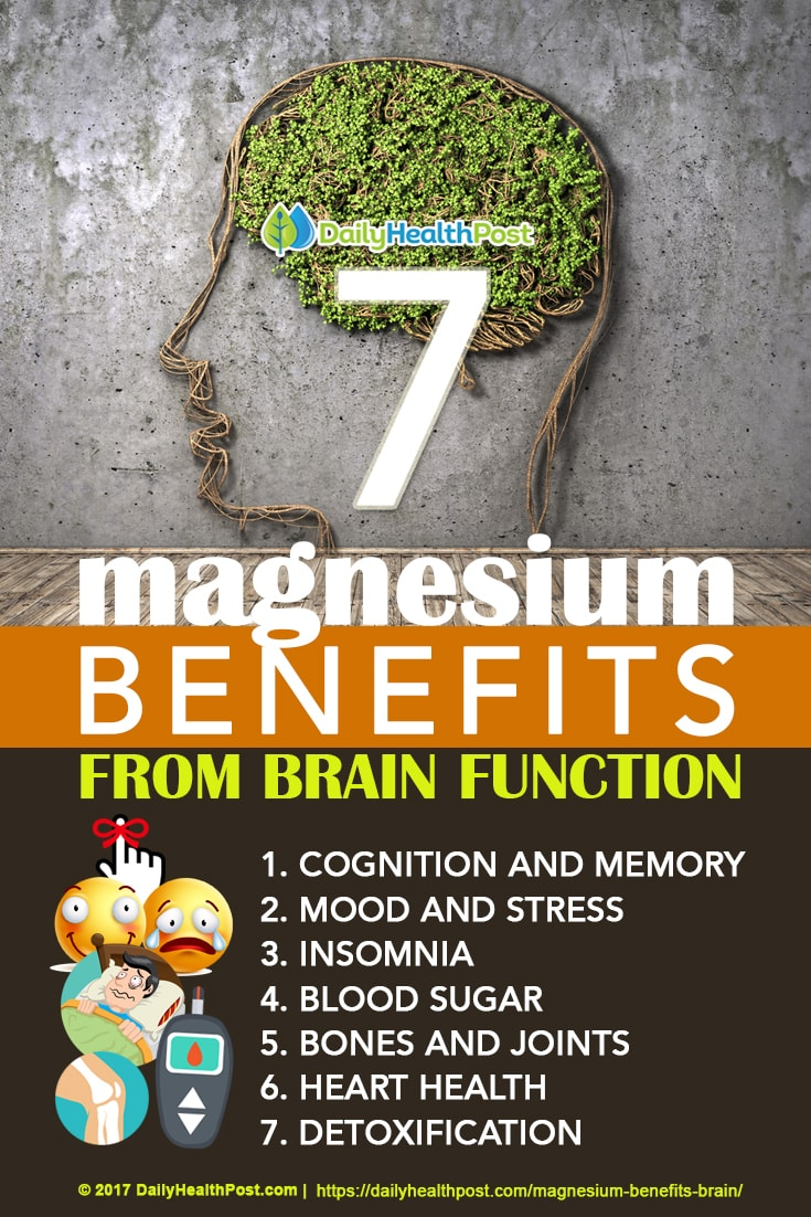 magnesium brain benefits