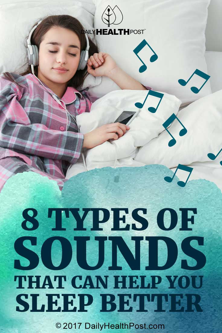 8 Types Of Sounds That Can Help You Sleep Better