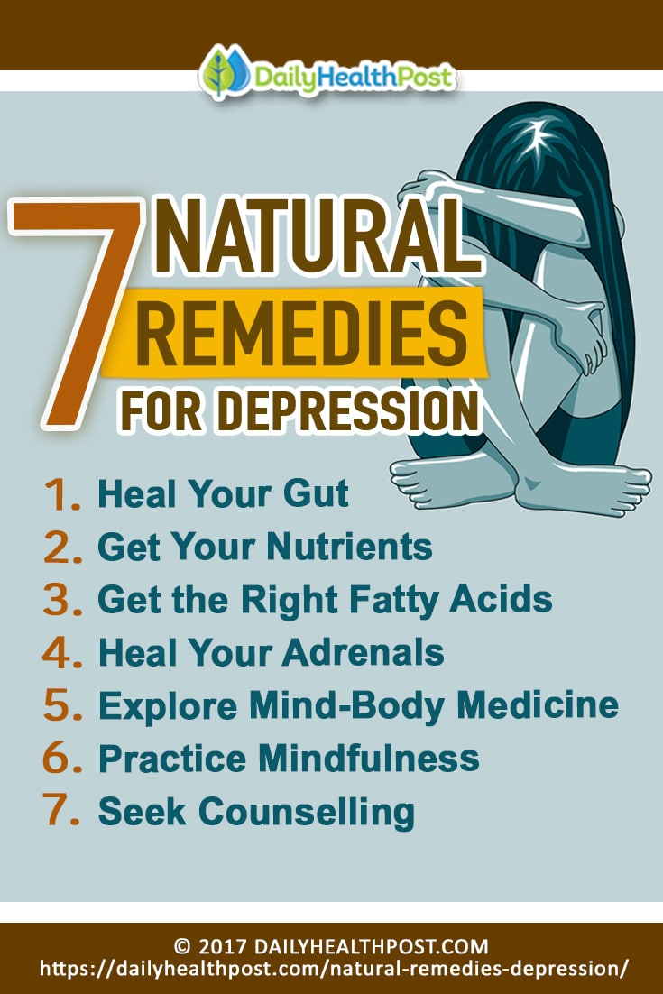 Major Depression Natural Treatment