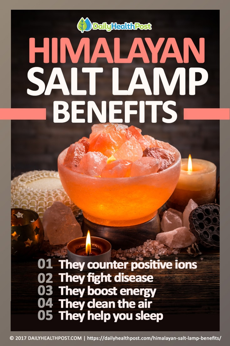 Himalayan Salt Lamp Benefits | Perfect For Stress And Anxiety!