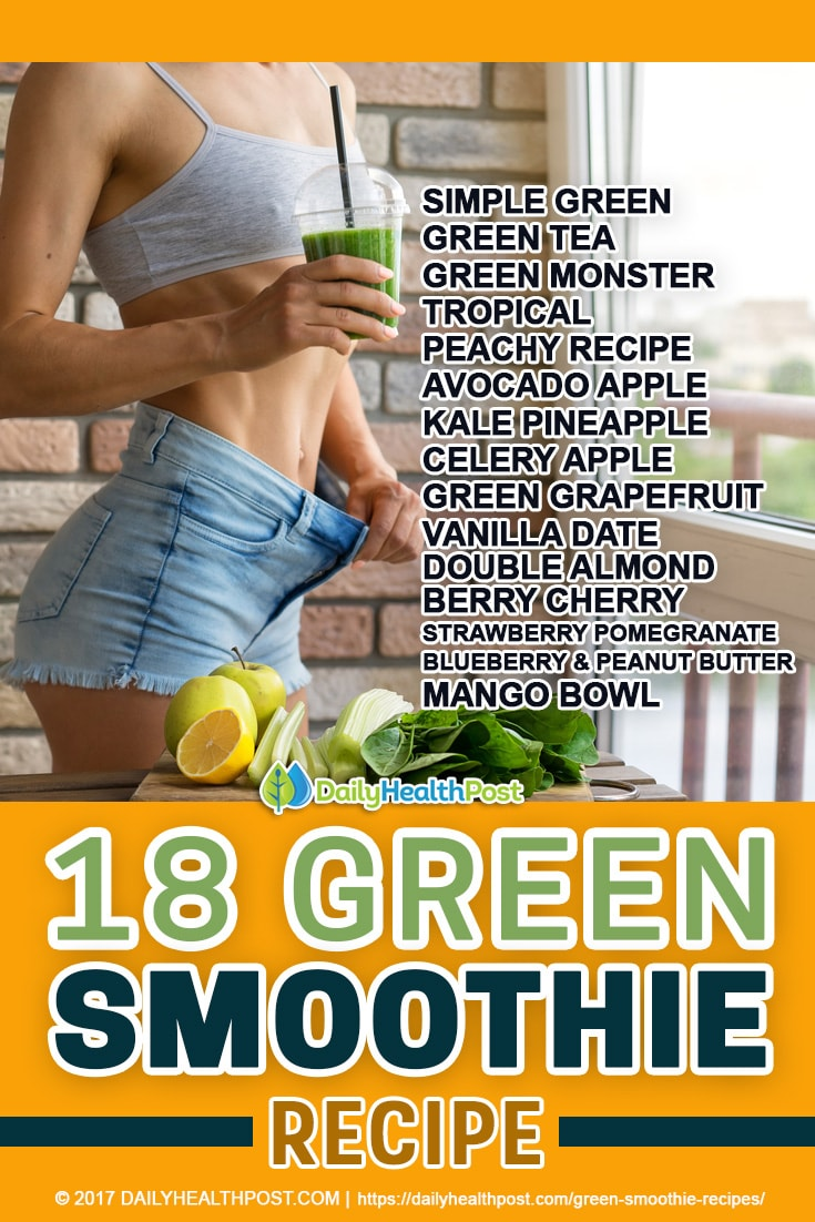 daily greens cleanse instructions