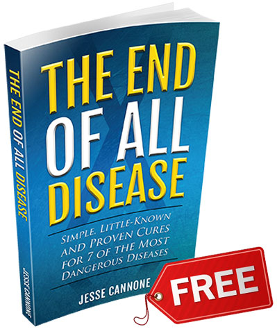 The End of All Disease cover