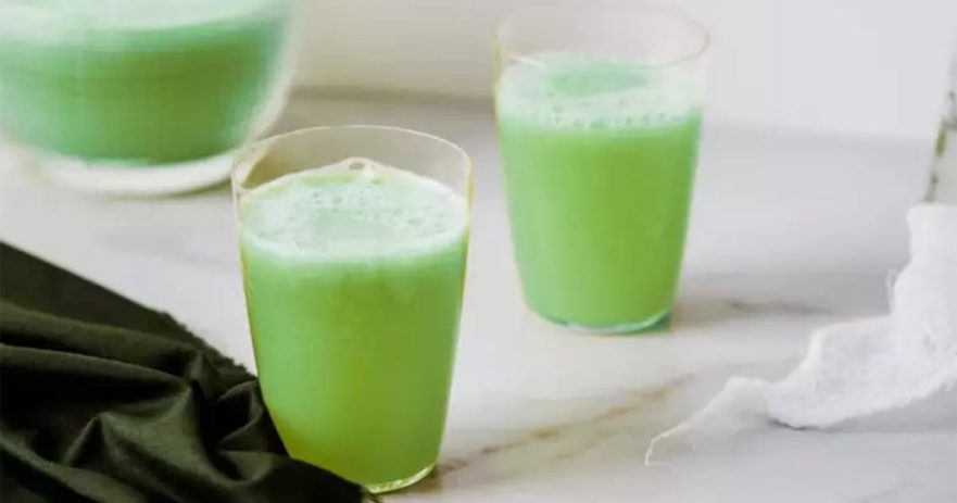 green thyroid juice