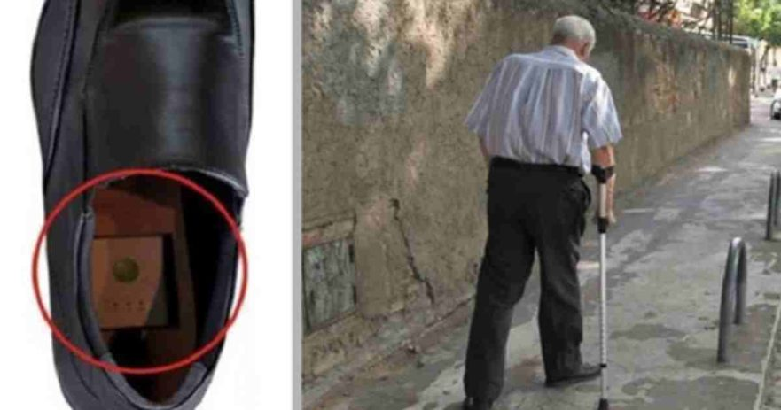 gps shoes tracking alzheimer patient