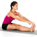 hamstring stretch to avoid